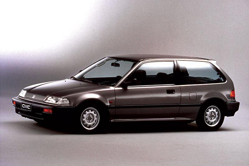 Honda Civic 1.6i VTEC (1990)