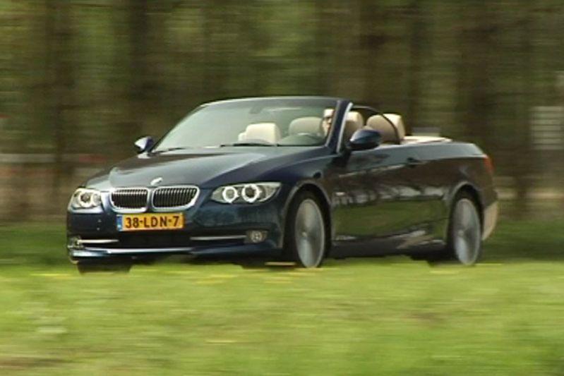 Rij-impressie BMW 335i Cabriolet