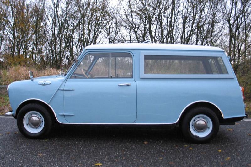De Mini Van