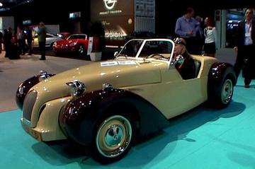AutoRAI 2009: Cabrio