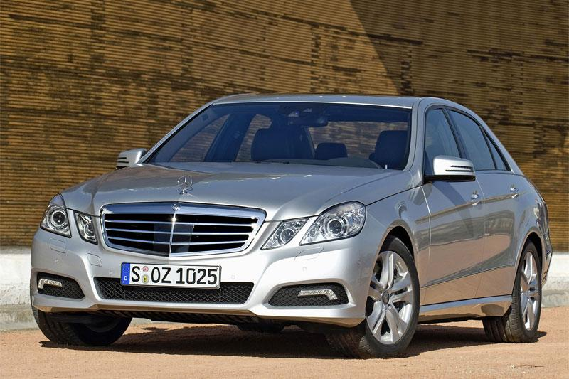 Mercedes-Benz E 220 CDI BlueEFFICIENCY Avantgarde (2010)