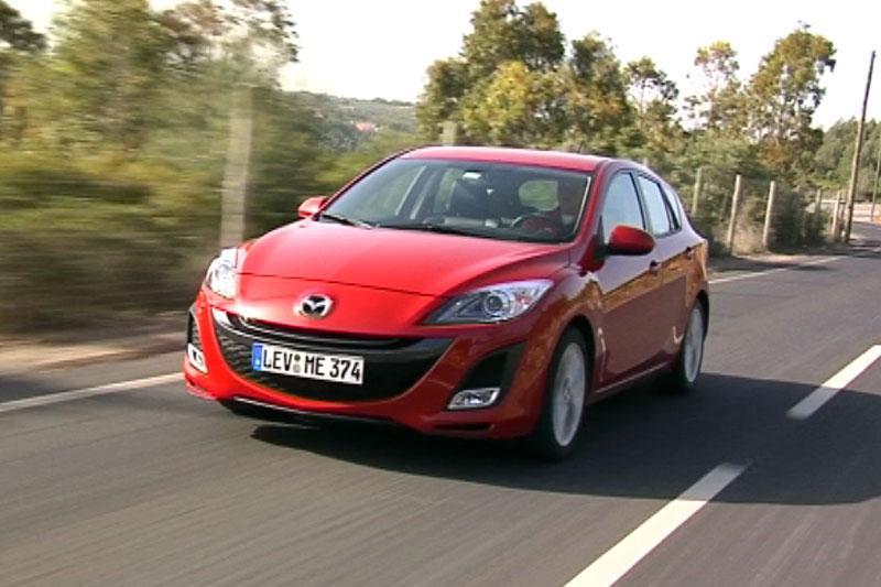 Rij-impressie Mazda 3
