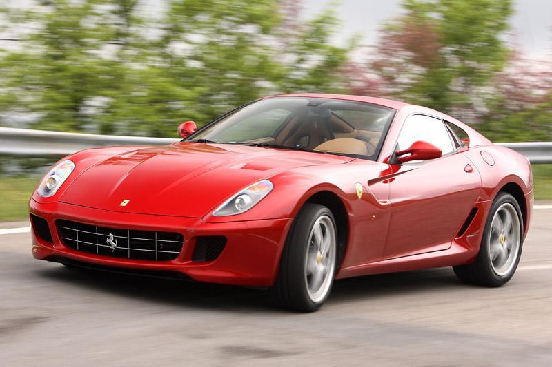 Ferrari 599 'Fernando Alonso' op komst