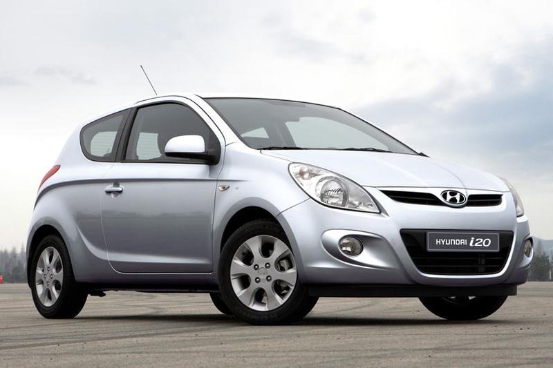 Hyundai i20 1.25 DynamicVersion (2009)