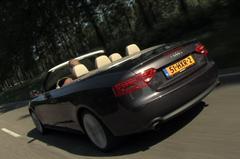 Rij-impressie Audi A5 Cabrio