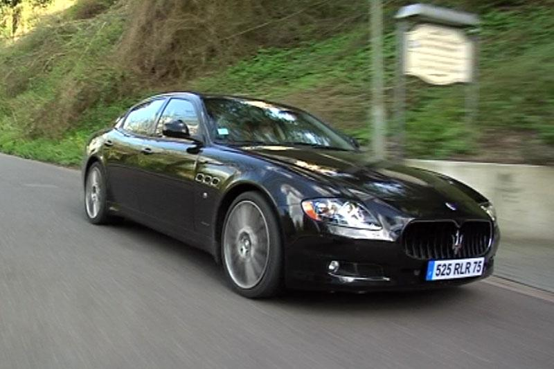 Rij-impressie Maserati Quattroporte Sport GT S