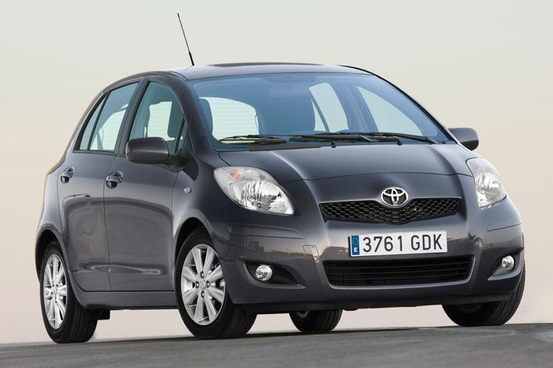 Toyota Yaris 1.3 16v VVT-i Executive (2009)