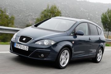 Seat Altea XL Stationwagon 1.2 TSI Ecomotive COPA (2011)