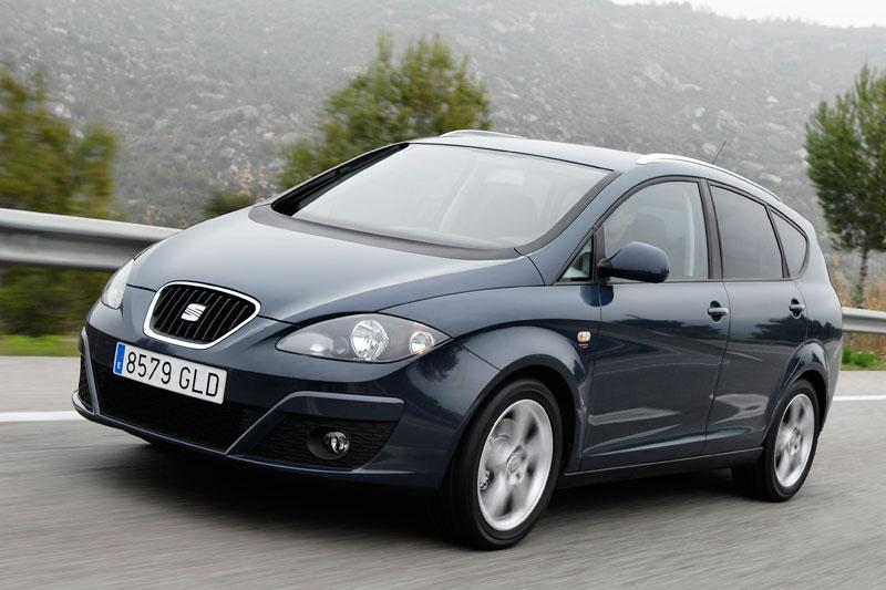 Seat Altea XL Stationwagon 1.2 TSI Ecomotive COPA (2011)