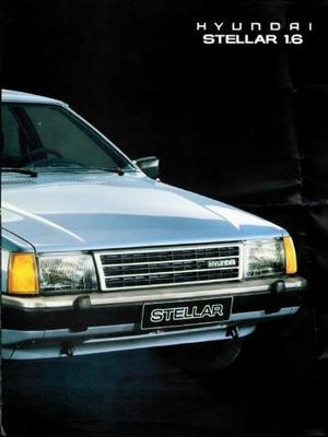 Hyundai Stellar 1.6,l,sl,gsl