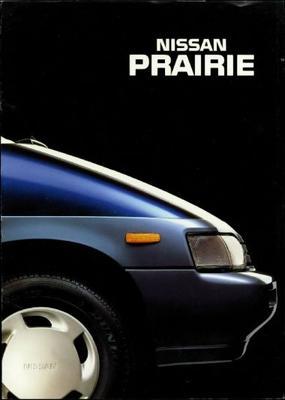 Nissan Prairie 2.4slx ,aut