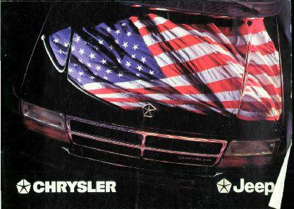 Chrysler Jeep,voyager,grand,lebaron Cabrio,saratog