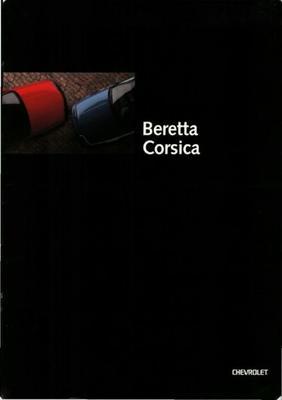 Chevrolet Beretta,corsica