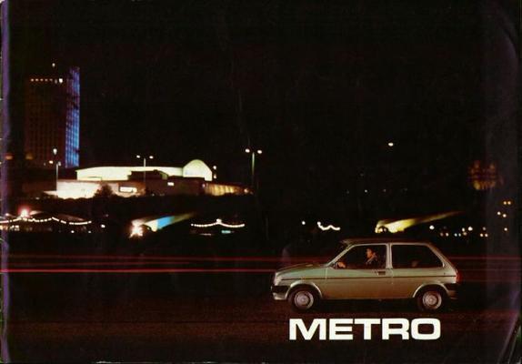 Austin Metro 1000