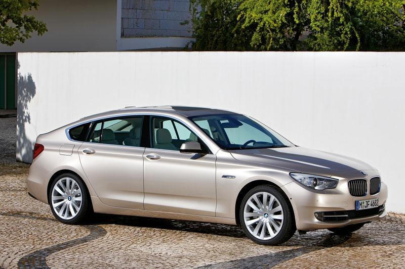 BMW 530d xDrive Gran Turismo High Executive (2012)