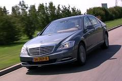 Rij-impressie Mercedes S400 Hybrid Lang