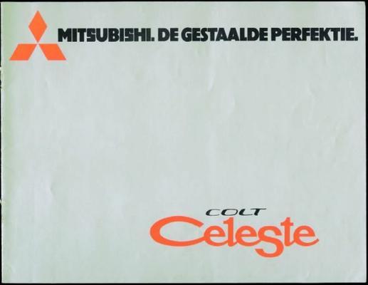 Mitsubishi Colt Celeste 2000gt,1600st