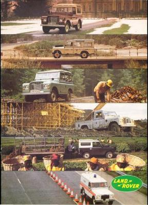 Land Rover Chassis 109