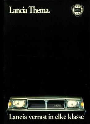 Lancia Thema,turbo V6,i.e.