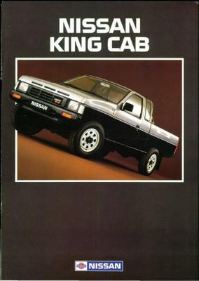 Nissan King Cab Pick Up