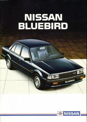 Nissan Bluebird 1.8dx,2.0gl,sgl,