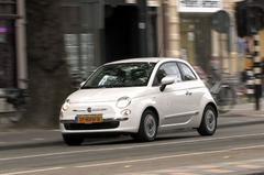 Rij-impressie Fiat 500 Start&Stop