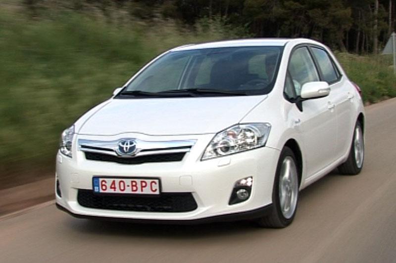 Rij-impressie Toyota Auris HSD