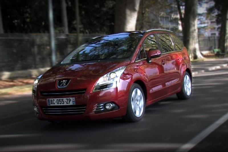 Rij-impressie Peugeot 5008