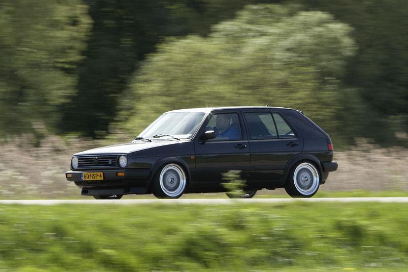 Blits bezit - Volkswagen Golf Limited