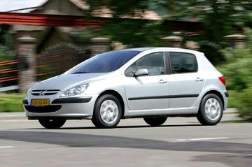 Peugeot 307 1.6 16V XS – 2002
