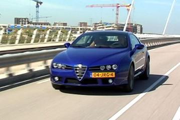 Rij-impressie Alfa Romeo Brera