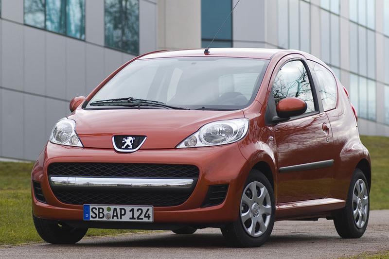 Peugeot 107 Accent 1.0 (2011)