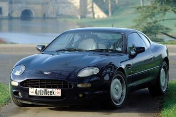 Aston Martin DB7 (1996)