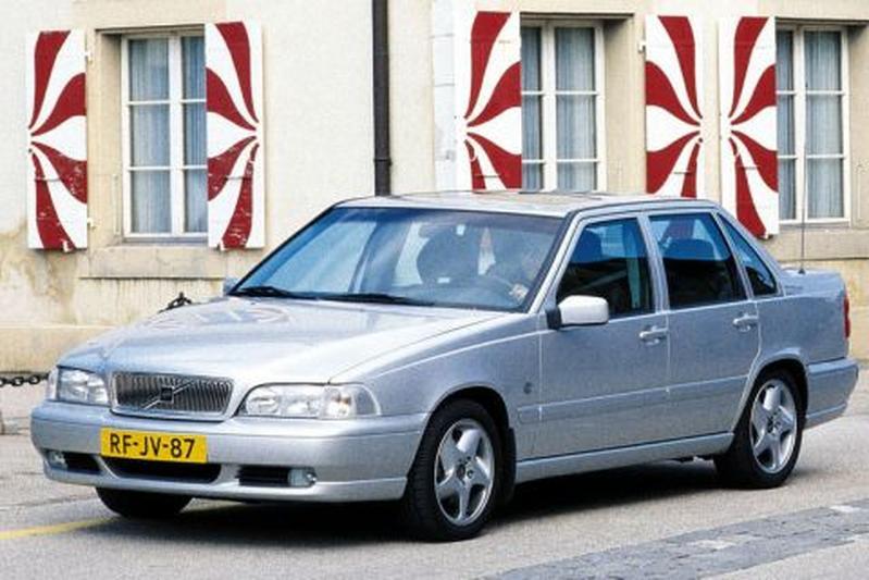 Volvo S70 2.5 T Luxury Line (1997)