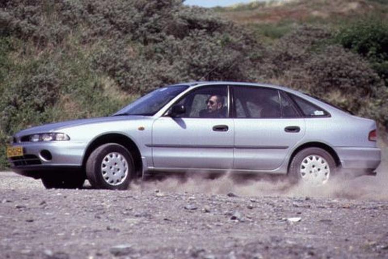Mitsubishi Galant 2.0 GLSi (1995)