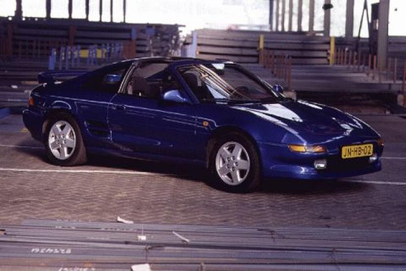 Toyota MR2 2.0 GT-i (1996)