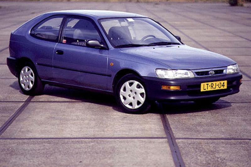 Toyota Corolla 1.3 XLi (1995)