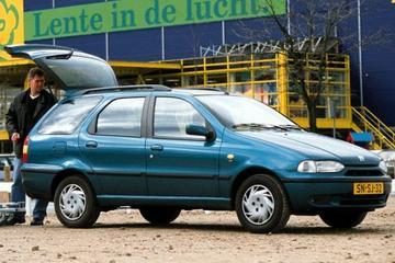 Fiat Palio Weekend 75 (1999)