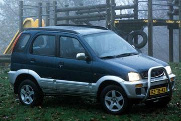 Daihatsu Terios 1.3i SX (1999)
