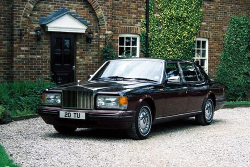 Rolls-Royce Silver Spur (1997)
