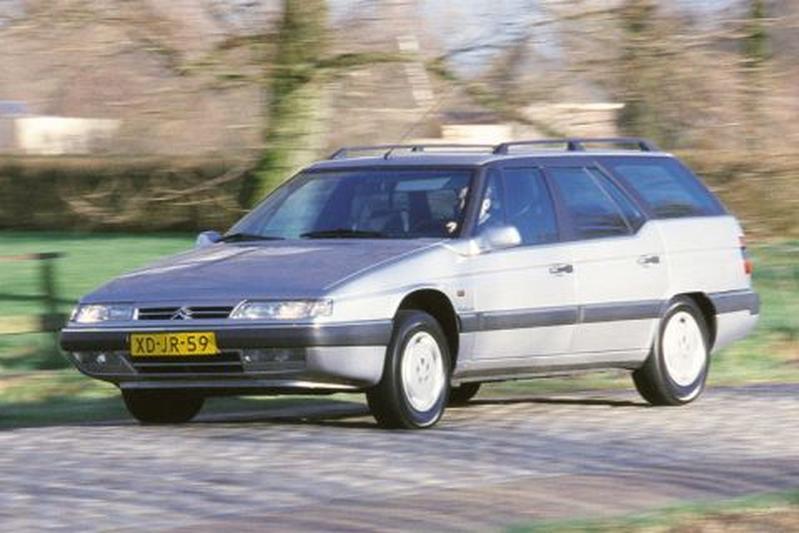 Citroen XM Break Turbo C.T. (1999)