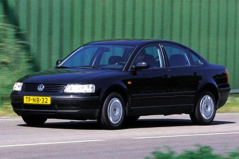 Volkswagen Passat 2.8 V6 4Motion (1999)
