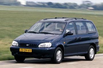 Kia Carnival 2.5 V6 (1999)