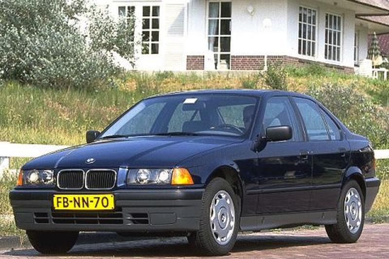 BMW 325td (1994)