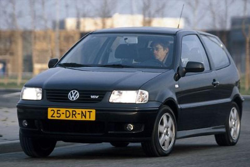 volkswagen polo 1 4 16v 100pk comfortline 2000 autotest. Black Bedroom Furniture Sets. Home Design Ideas