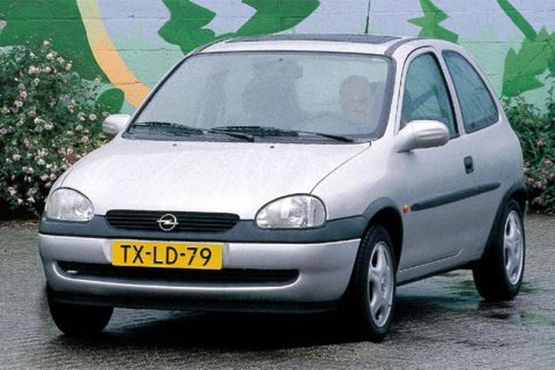 Opel Corsa 1.2i-16V Eco (1999)