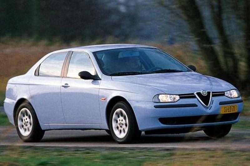 Alfa Romeo 156 1.9 JTD (1998)