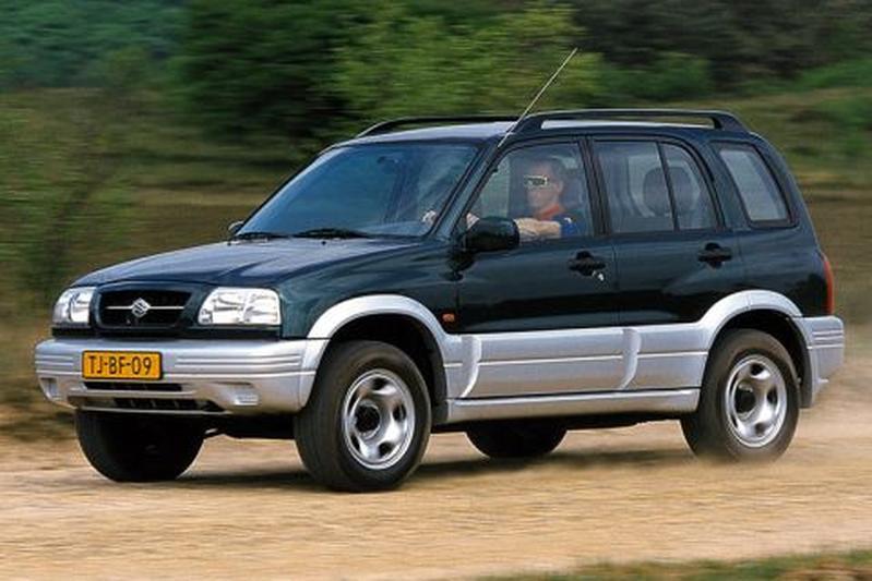 Suzuki Grand Vitara 2.0 (1998)