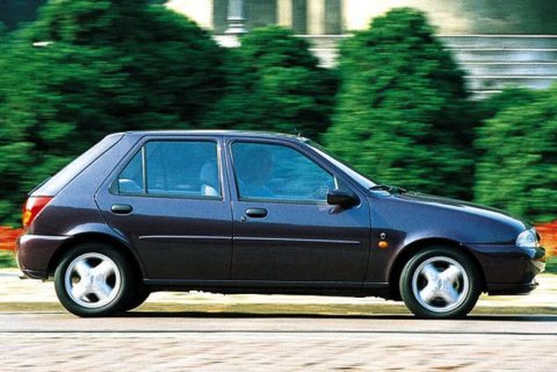 Ford Fiesta 1.3i 16V Ghia (1997)