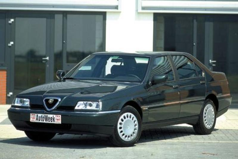 Alfa Romeo 164 Super 2.5 Turbo Diesel (1996)